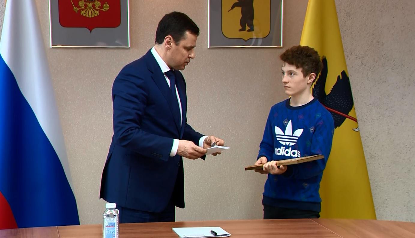 Ярославцы взяли «золото» на первенстве страны по боксу