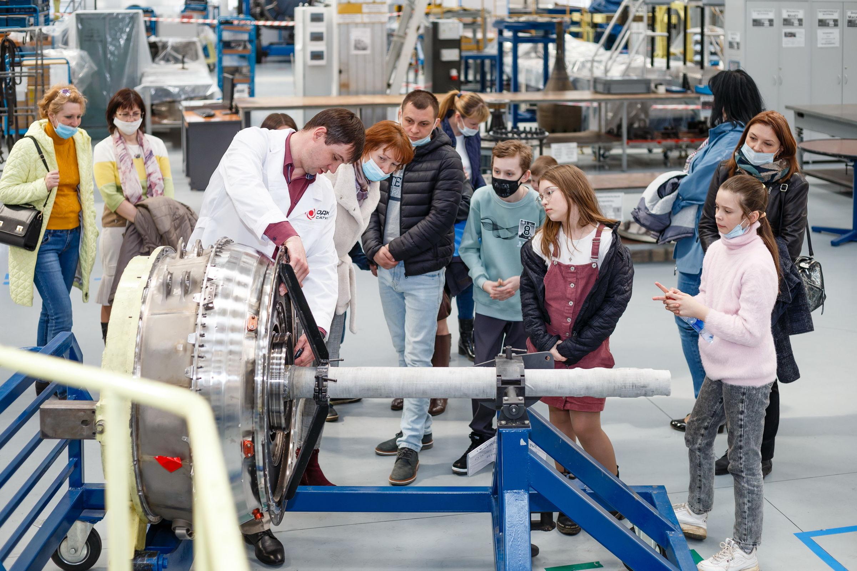 «Время высоких технологий» от 28.04.2021: изобретателей «ОДК-Сатурн» отметили на федеральном уровне