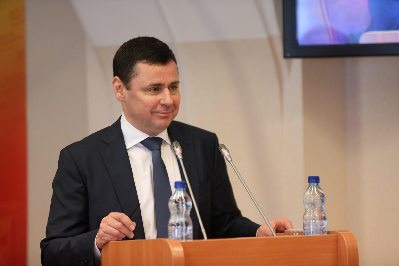 В Ярославской области завершат несколько крупных экономических проектов к концу 2021