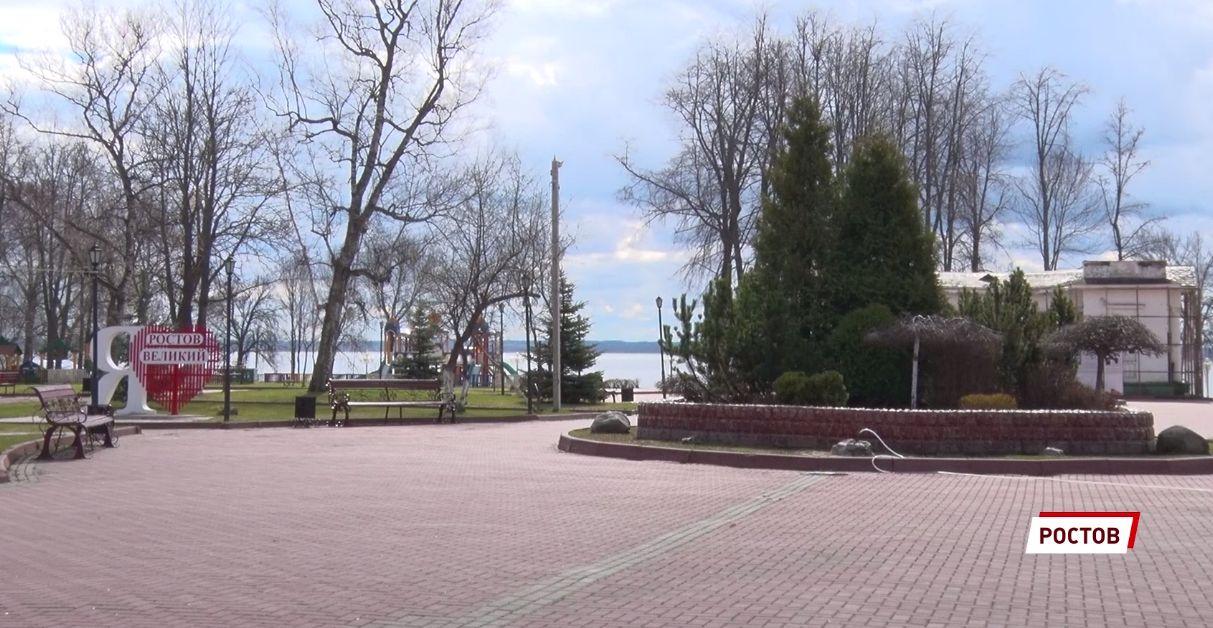 В Ярославской области высадили сад в память о погибших земляках