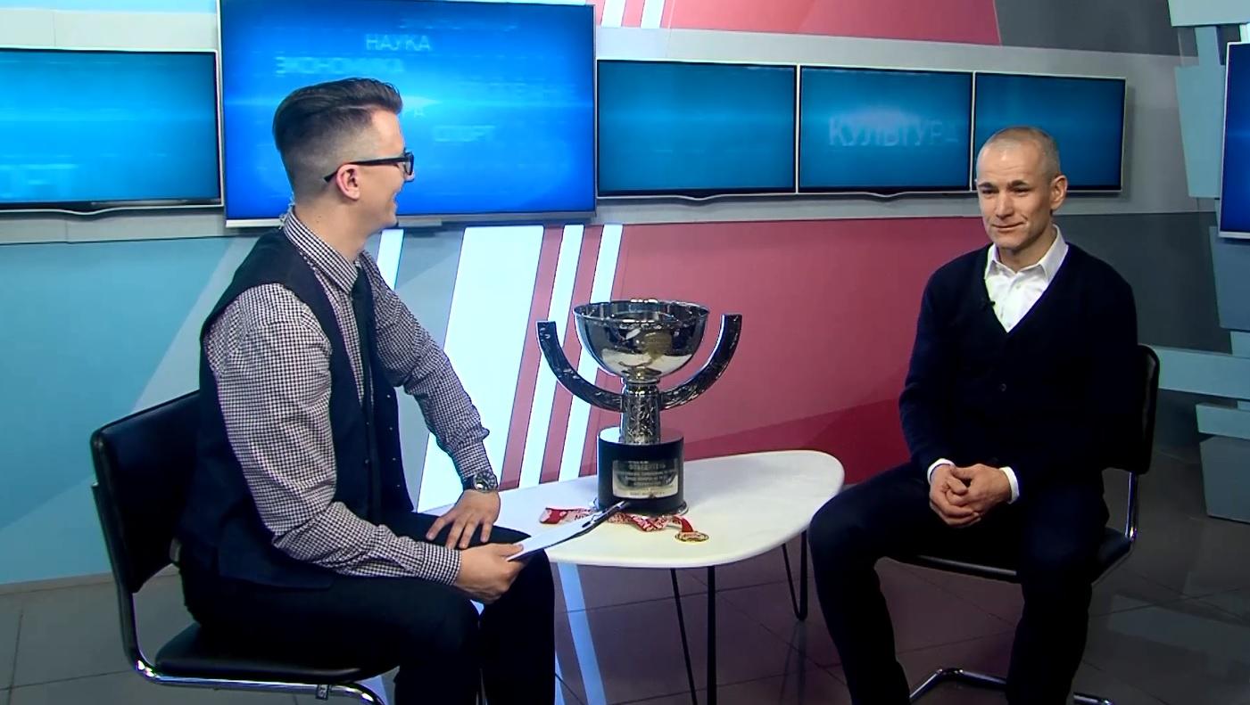 «В тему»: Константин Касаткин – о сезоне, финальной серии и чемпионстве