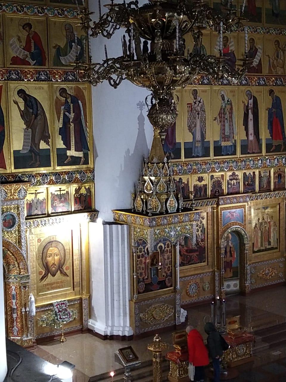 «Первый Ярославский» ведет прямую трансляцию пасхального богослужения из Успенского собора