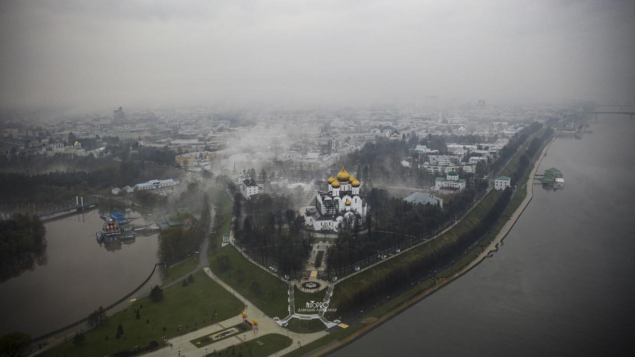 Синоптики: дожди с мокрым снегом придут в Ярославскую область