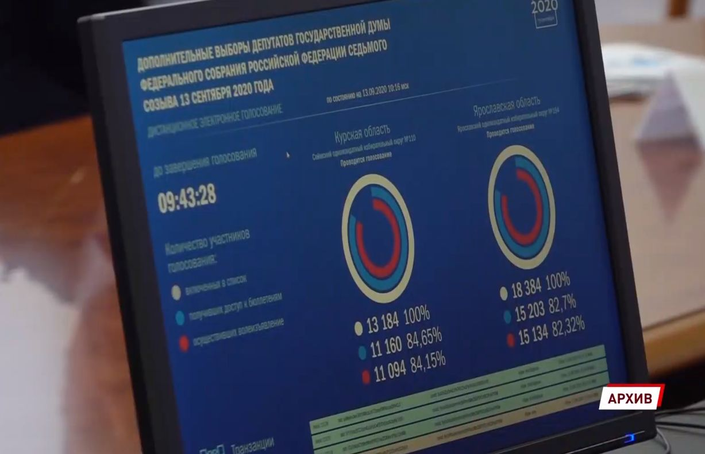 С 12 мая жители Ярославской области могут протестировать систему дистанционного голосования