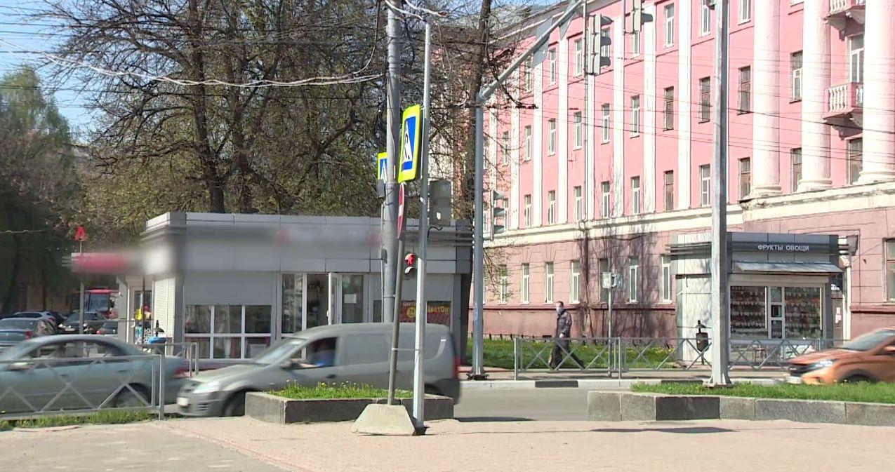 В Ярославле проверят законность установки семи сотен ларьков