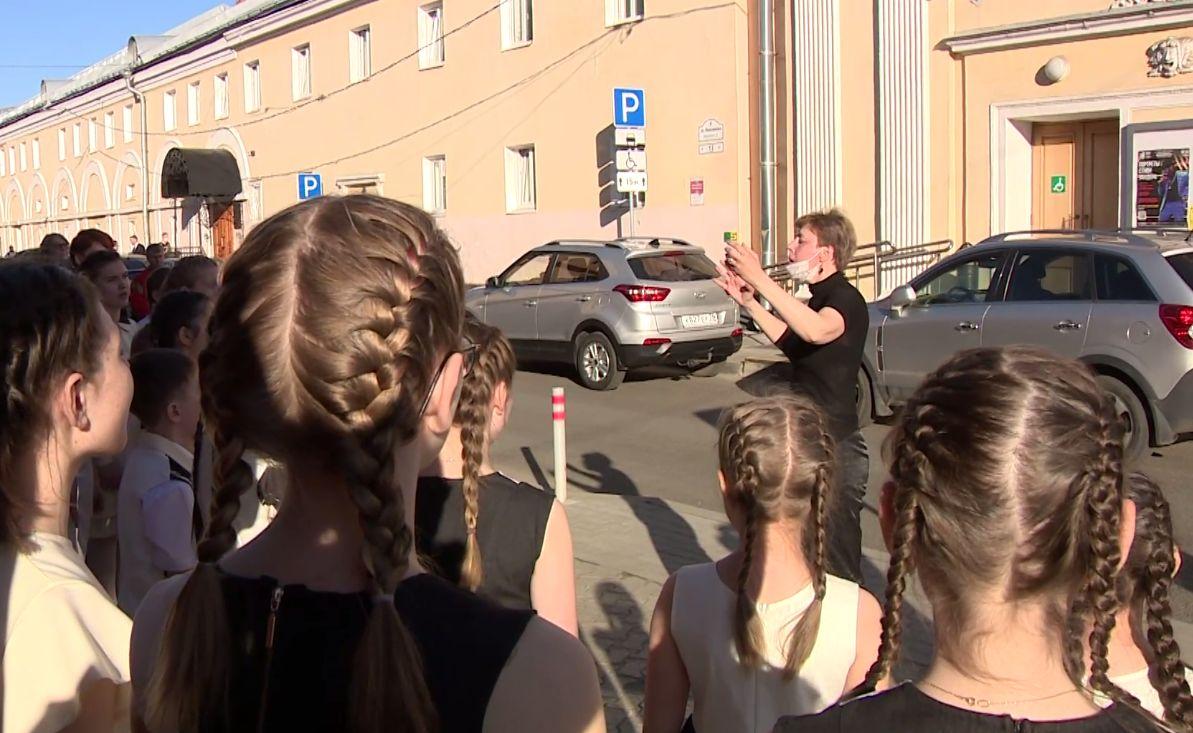 Около 300 участников из разных городов России приехали на детско-юношеский хоровой фестиваль в Ярославль