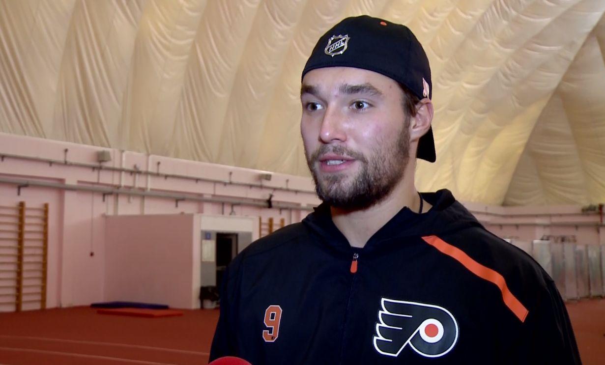 Ярославский защитник «Филадельфии» выступит на чемпионате мира по хоккею