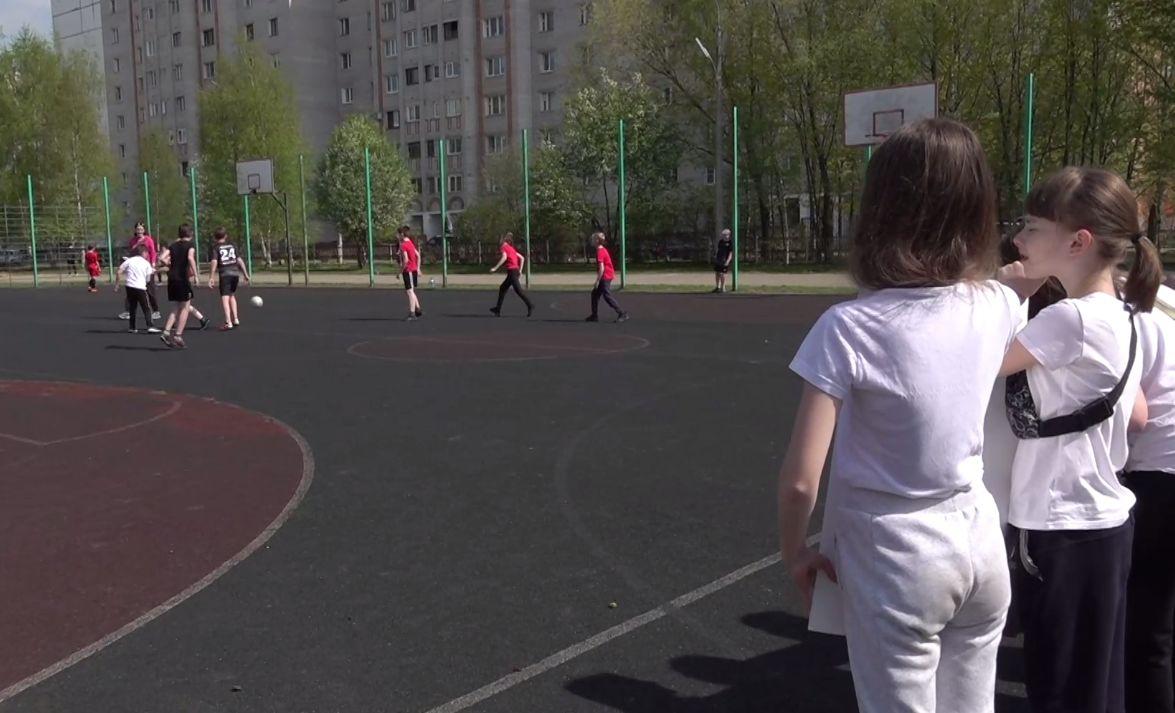 В Ярославской области определили лучших в рамках всероссийского фестиваля «Футбол в школе»