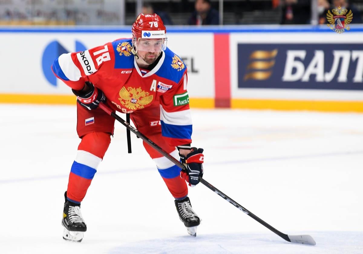Два защитника «Локомотива» попали в состав сборной России на чемпионат мира