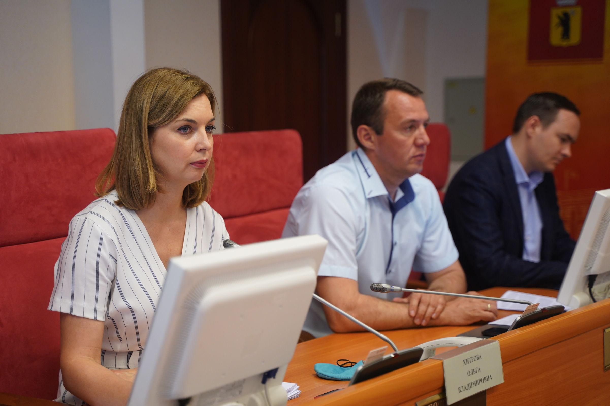 Секретарь Ярославского регионального отделения ЕР отметила новых активных участников предварительного голосования