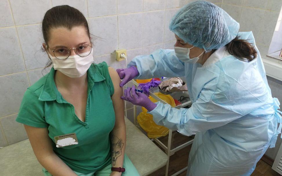 В Ярославскую область поступила третья российская вакцина от коронавируса