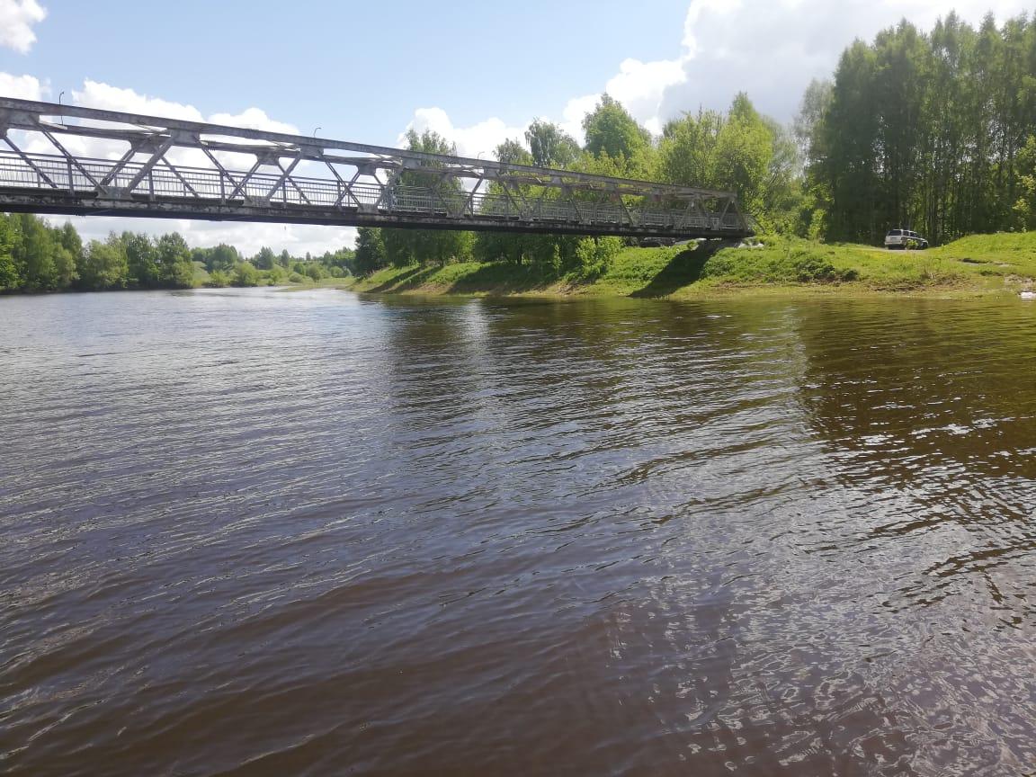 Информация о загрязнении соляркой реки Ить не подтвердилась