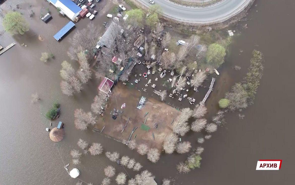 Причины весеннего подтопления в Ярославской области разобрали в Думе