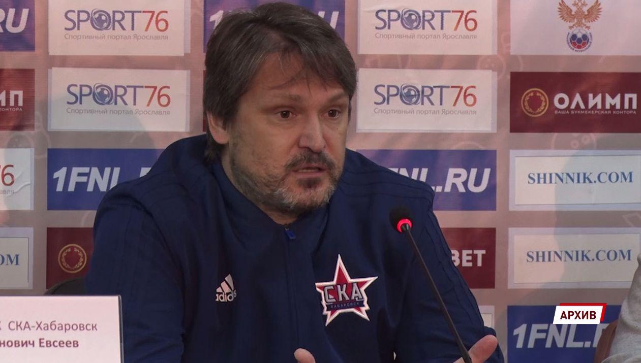 Вадим Евсеев может возглавить «Шинник» уже в понедельник
