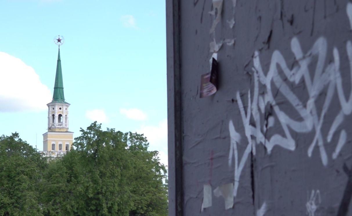 Ущерб от граффитчиков оценили в сотни тысяч: для уличных художников могут организовать специальные места