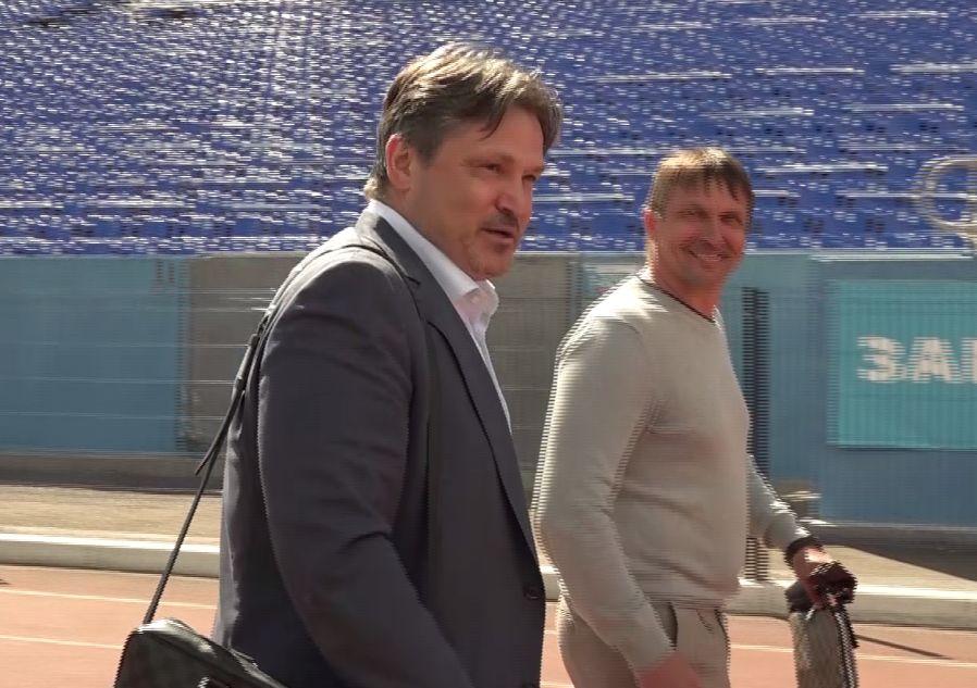 Вадим Евсеев рассказал о планах в роли главного тренера «Шинника»