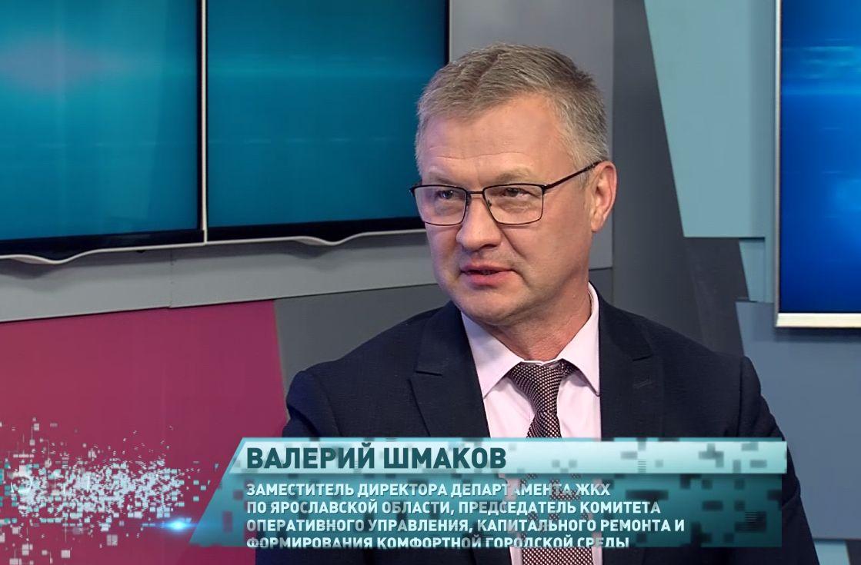 «В тему»: Валерий Шмаков о благоустройстве территорий по федеральному проекту