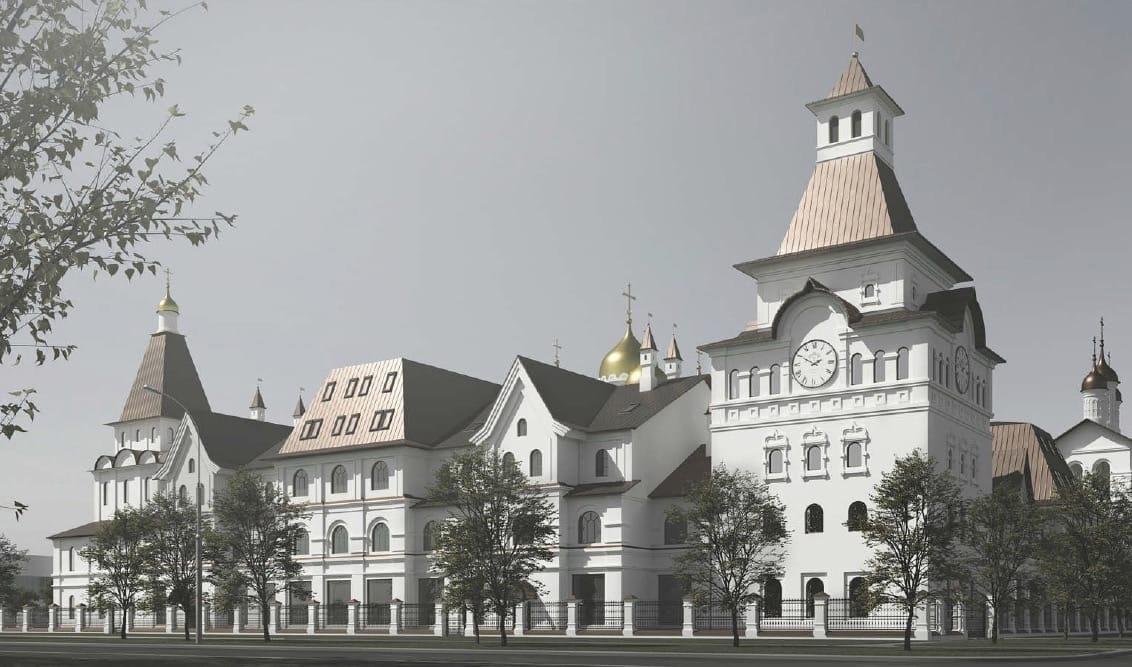 При Свято-Тихоновском храме в Дзержинском районе Ярославля построят Духовно-просветительский центр