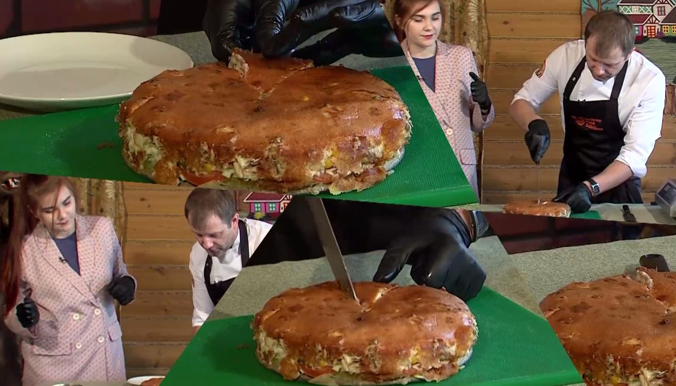 Утреннее шоу «Овсянка» от 07.06.21: готовим пирог со скумбрией