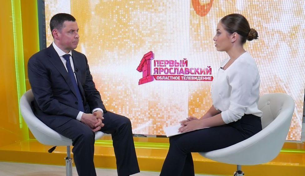 Дмитрий Миронов об итогах работы ярославской делегации на ПМЭФ