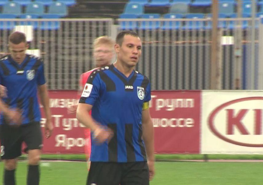 40-летний капитан «Шинника» продлил контракт с клубом