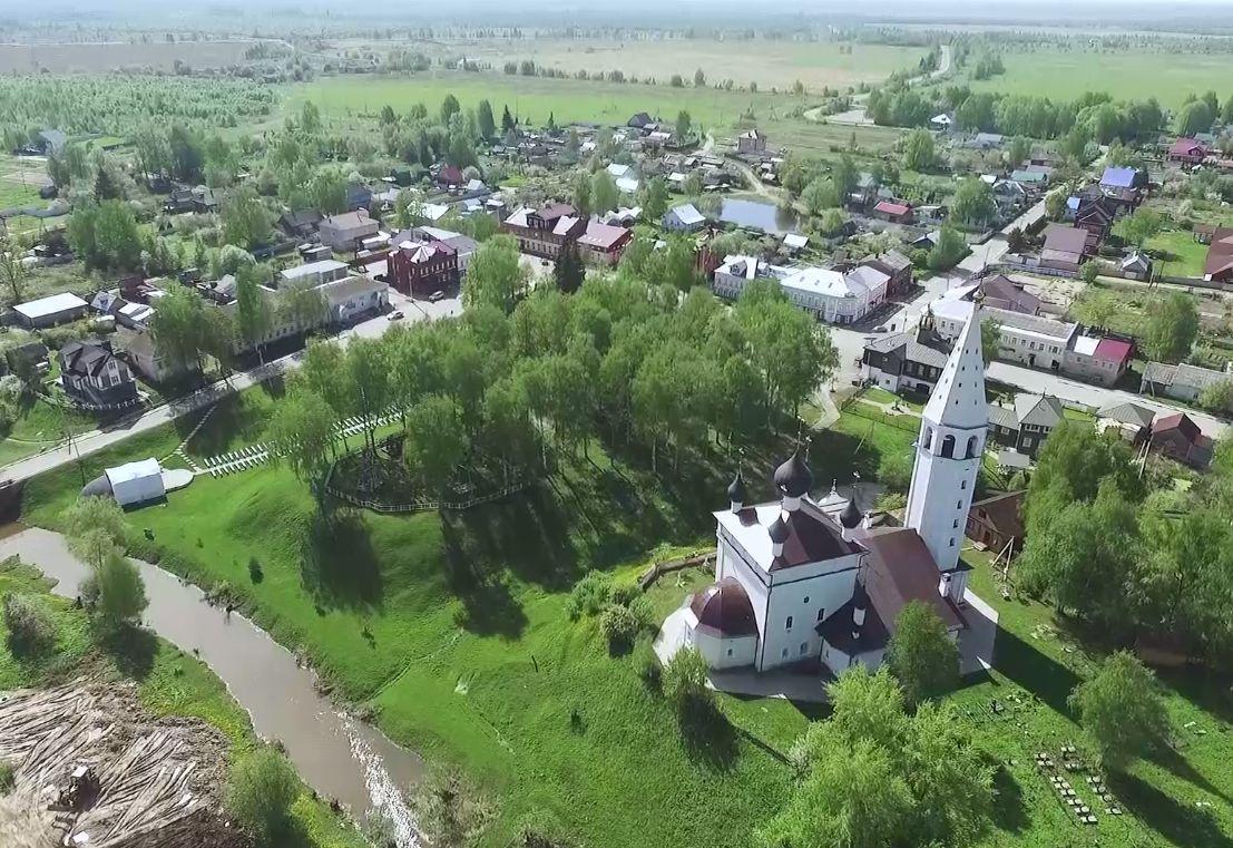 Ко Дню архивов: как личные истории жителей Ярославской области складываются в историю «самой красивой деревни России»