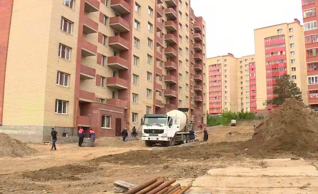 Более сотни дольщиков проблемного дома на улице Ньютона в Ярославле переедут в свои квартиры