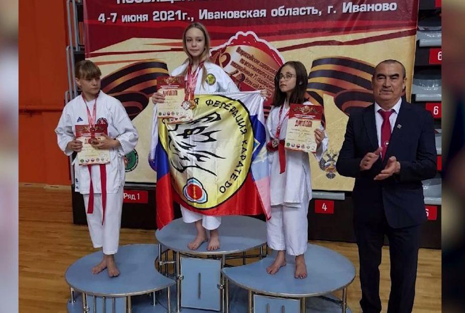 Ярославские каратисты привезли 17 наград со всероссийских соревнований