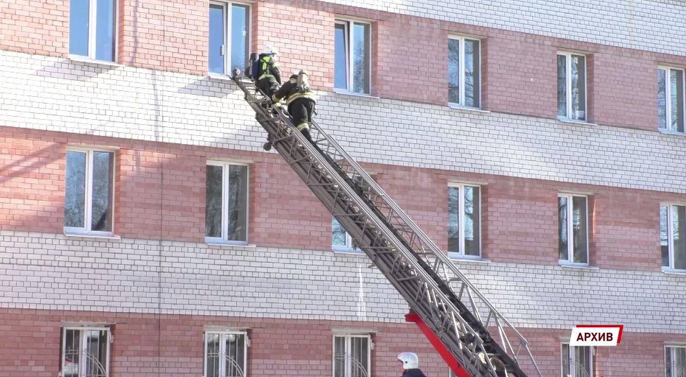 Региональным пожарным в Ярославской области поднимут зарплаты