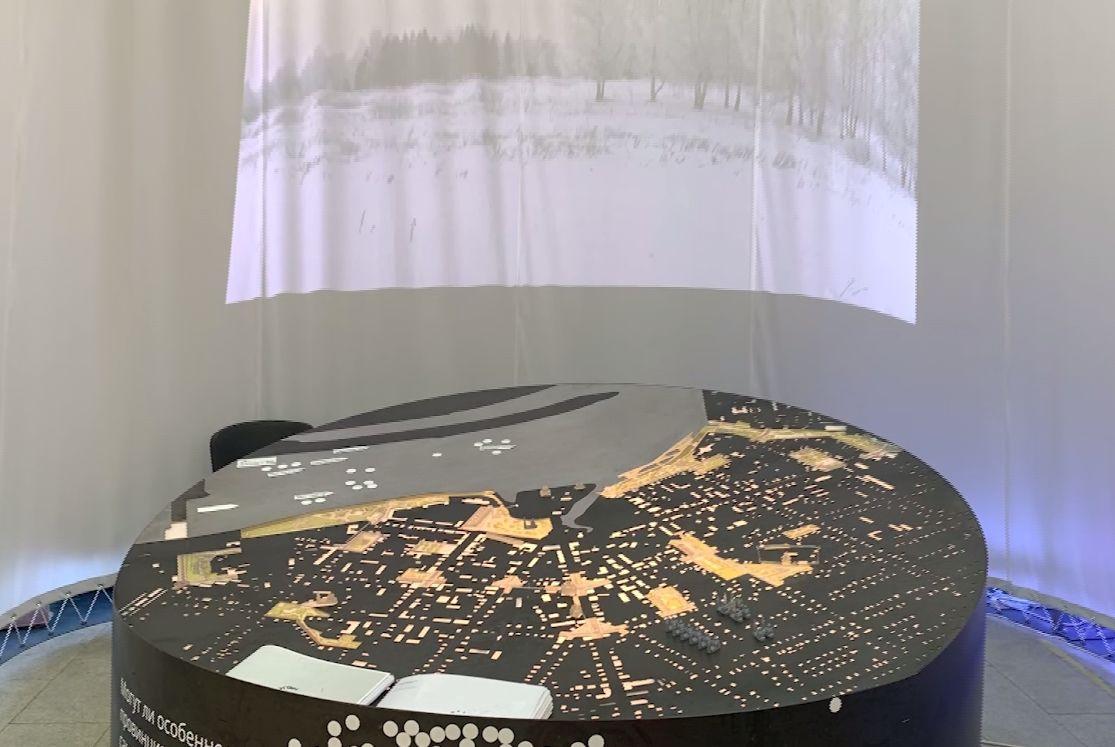 Стенд мастер-плана Углича победил на выставке в Москве