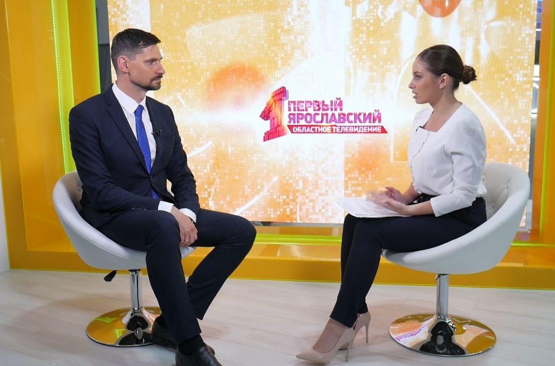 Дмитрий Глушков – о высоком месте Ярославской области в рейтинге инвест-климата