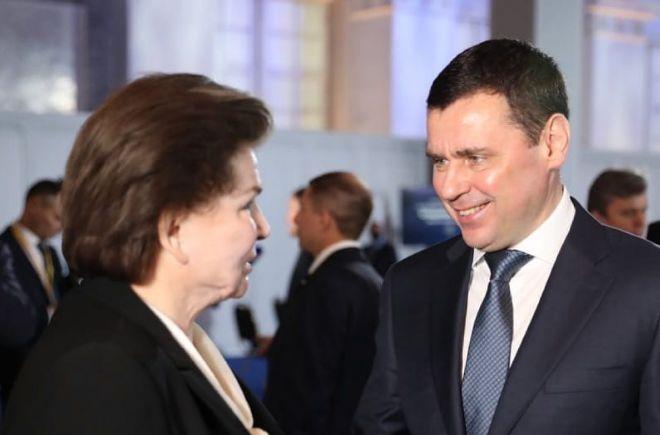 Дмитрий Миронов поздравил ярославцев с годовщиной полета Валентины Терешковой в космос