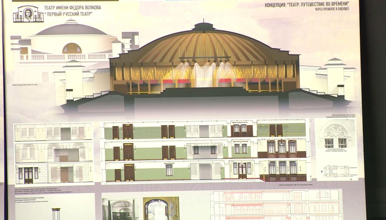 В Волковском театре появится новая сцена: Первый русский ждет масштабная реставрация
