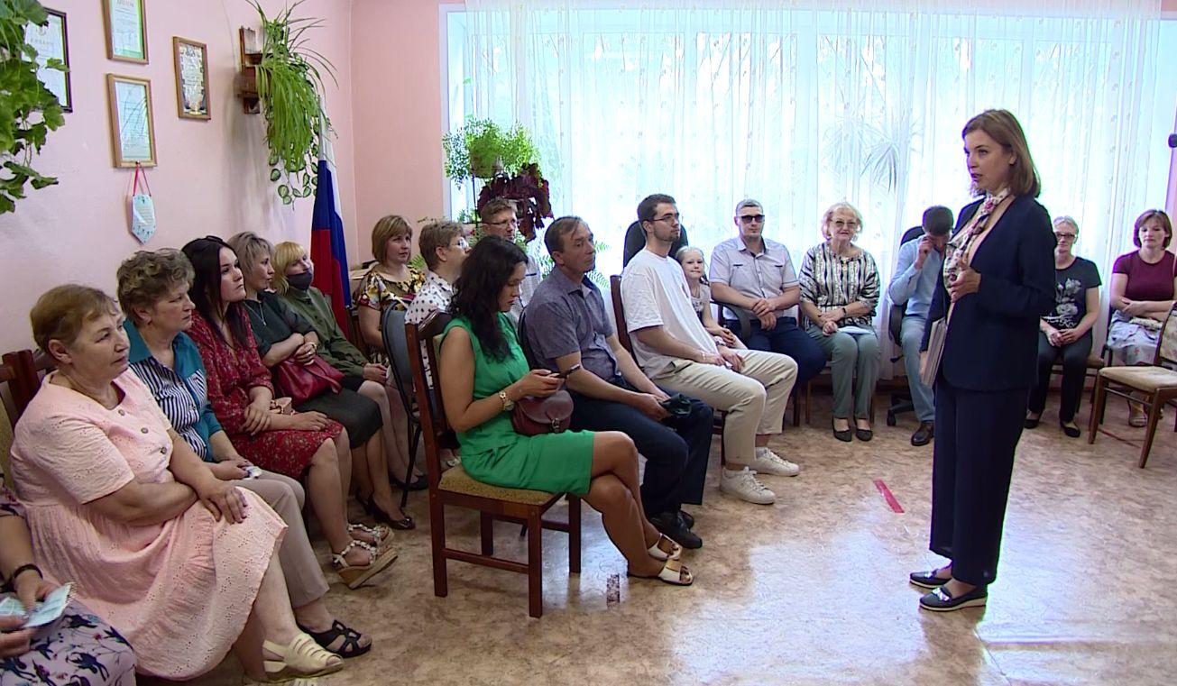 Депутаты от «Единой России» начали встречи с жителями в районах Ярославской области