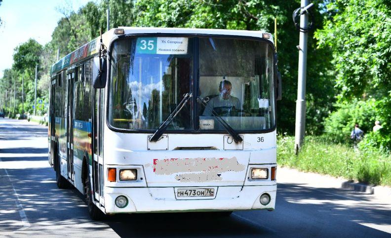 На автобусном маршруте №35 в Ярославле увеличили количество рейсов