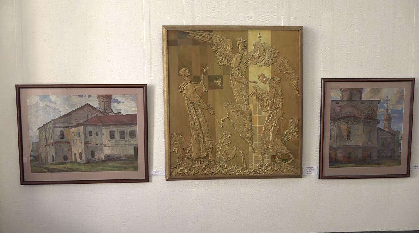 В Ярославле открылась экспозиция работ Бориса Анисимова