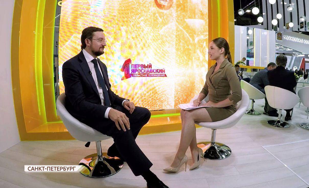 Алексей Репик – о сотрудничестве Ярославской области с Азербайджаном