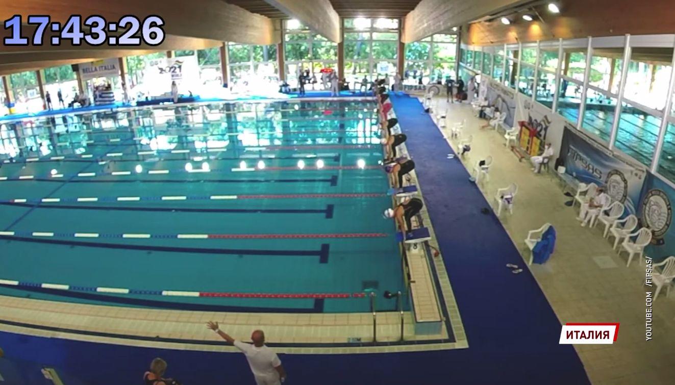 Ярославцы завоевали четыре медали на первенстве мира по подводному плаванию