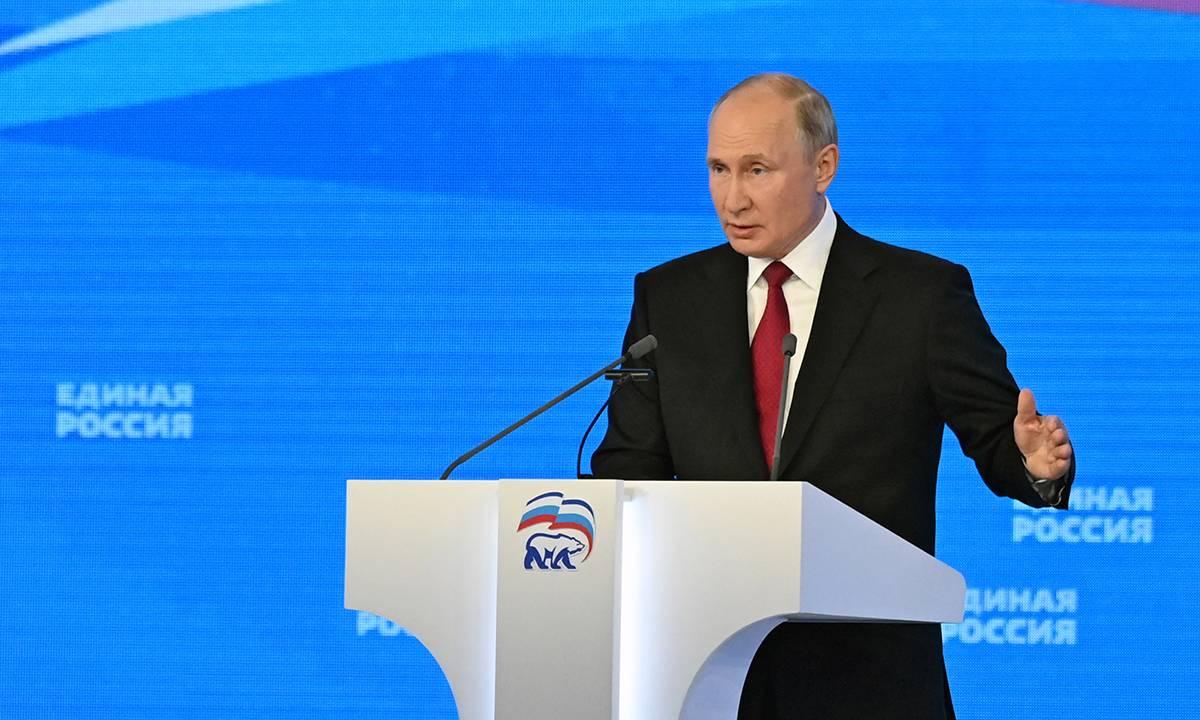 Владимир Путин: с 1 июля начнутся выплаты на детей от 8 до 16 лет, которые растут в неполных семьях
