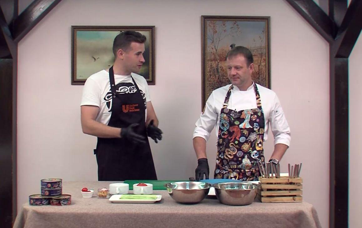 Утреннее шоу «Овсянка» от 23.06.21: готовим освежающую закуску
