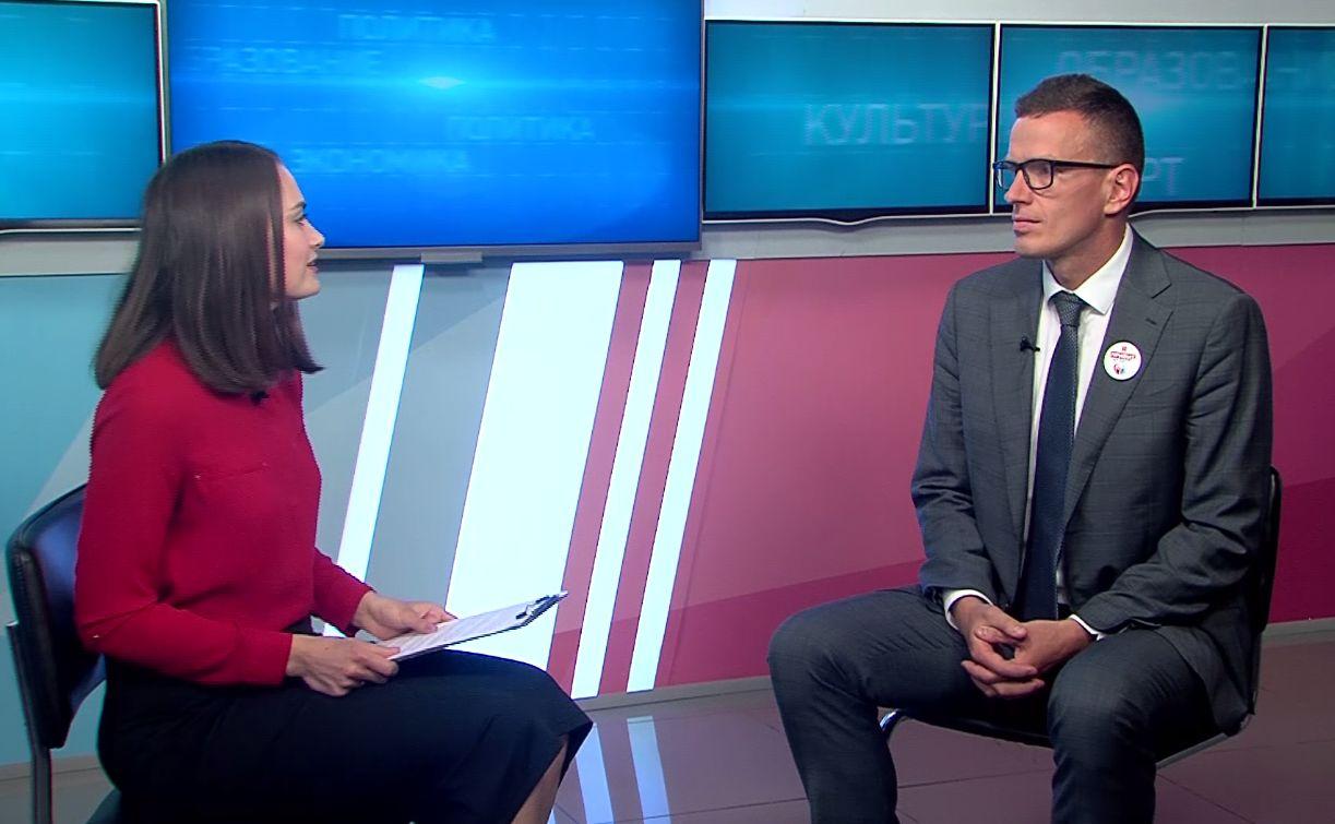 «В тему»: Василий Тубашов - о ковид-обстановке в регионе, третьей волне и введении обязательной вакцинации