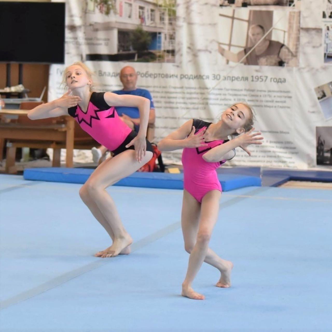 Ярославские гимнастки выиграли первенство планеты по спортивной акробатике