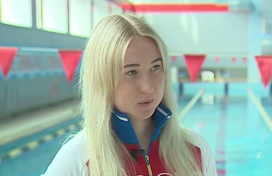 Ярославна завоевала золото на чемпионате мира по подводному спорту