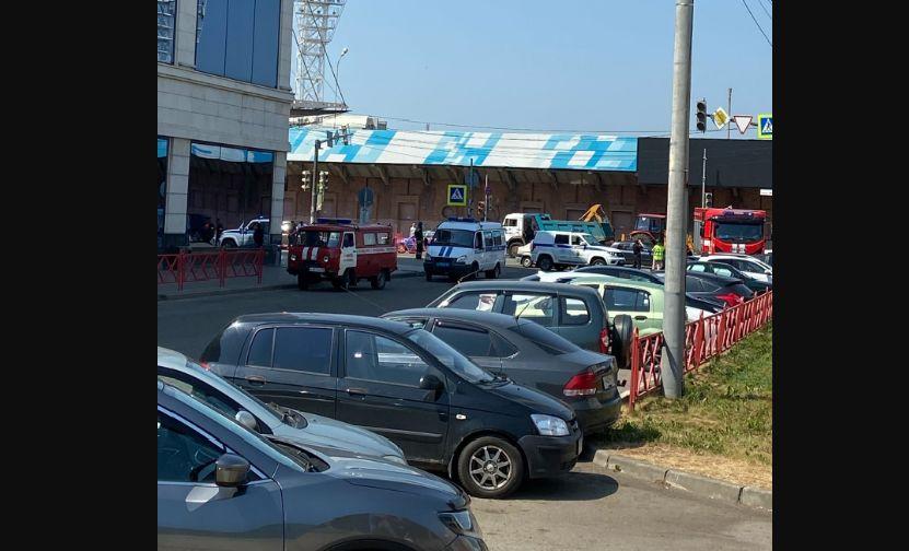 В Ярославле эвакуировали торговый центр «Аура»