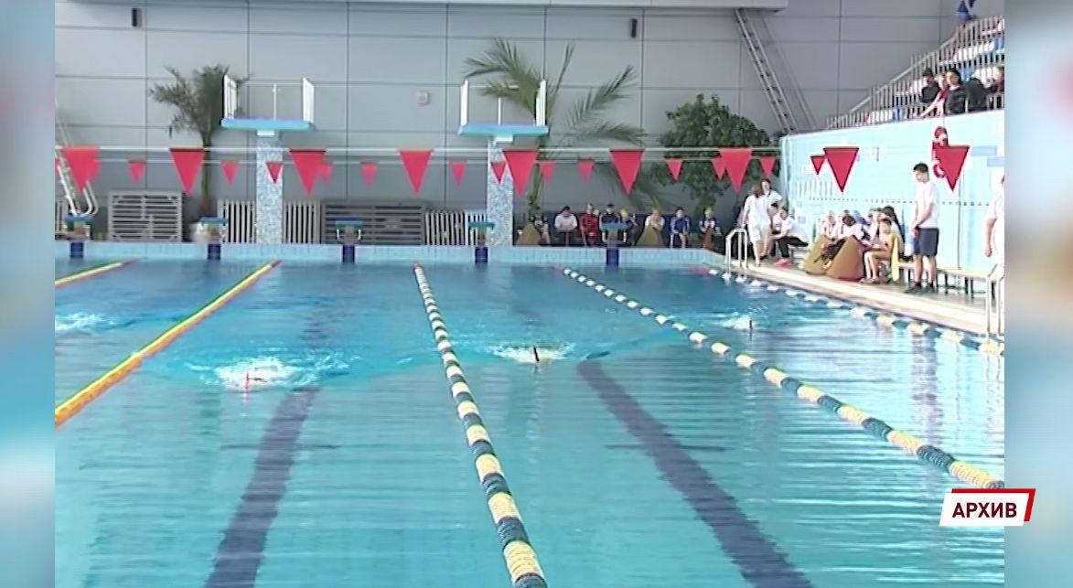 В Ярославле реконструируют легкоатлетический манеж и бассейн «Лазурный»
