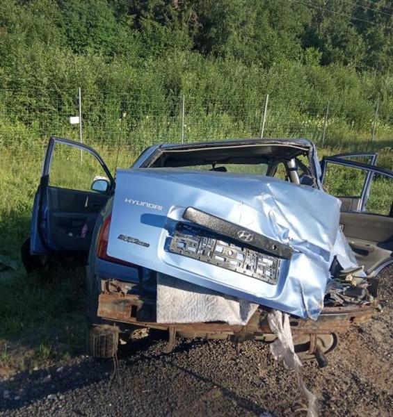 Один человек погиб и двое пострадали в ДТП с автобусом в Ярославской области