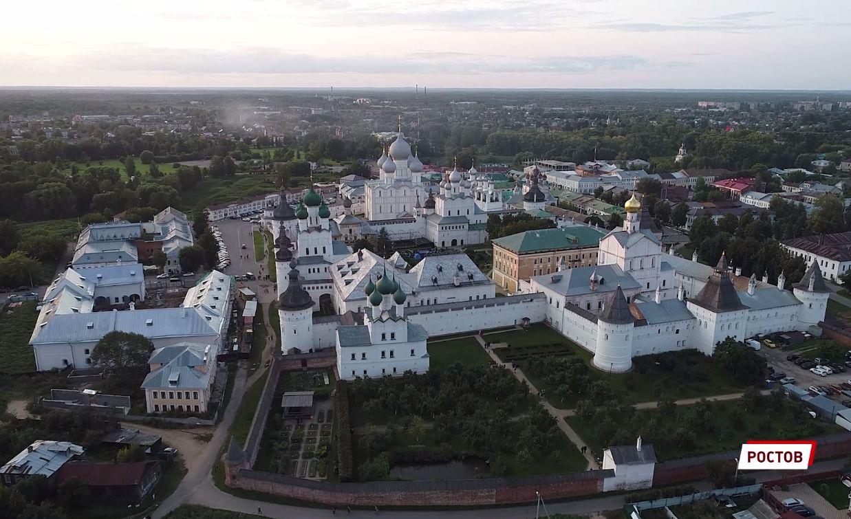 Ростов вошел в ассоциацию самых красивых деревень и городков России
