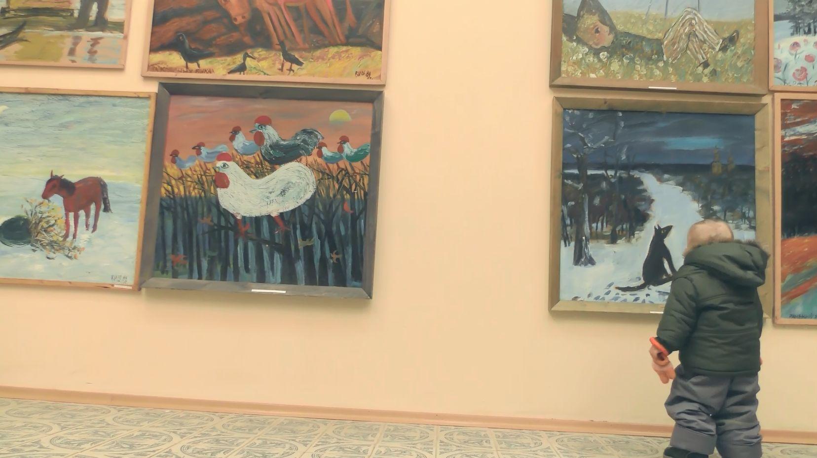 Ярославль: эпоха, люди, возрождение. Шесть картин Василия Шевченко (ч. 1)