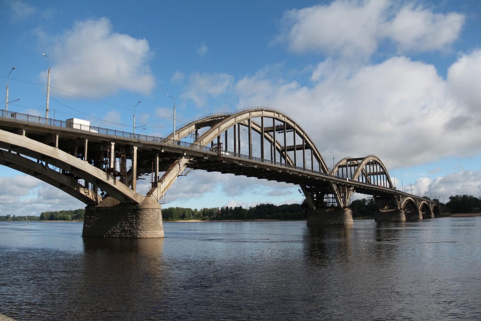 На съезде с моста через Волгу в Рыбинске сформируют две транспортные развязки