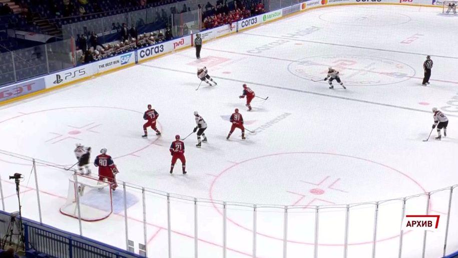 «Локомотив» узнал первого соперника в новом сезоне КХЛ